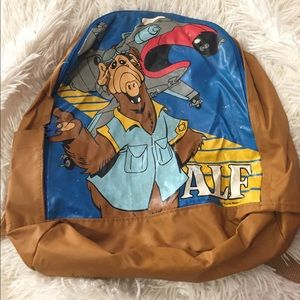 Other - VTG Alf backpack 1987